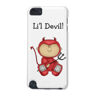 Devilishly Cute!-Red Devil Baby iPod Touch 5G Covers