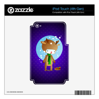 Deville iPod Touch 4G Skins