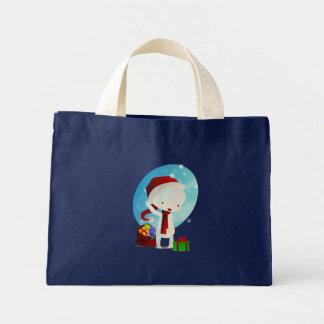Deville Xmas Canvas Bags