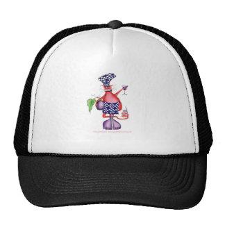 devilled cat 2, tony fernandes trucker hat