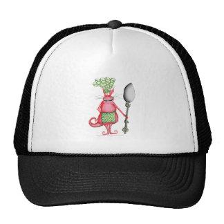 devilled cat 3, tony fernandes trucker hat