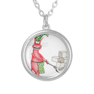 devilled cat 4, tony fernandes personalised necklace