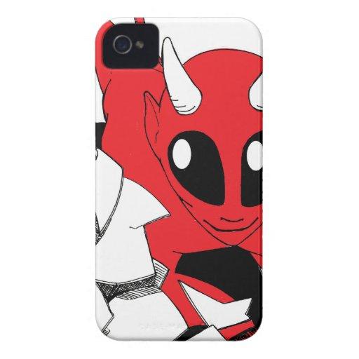 Devilled Egg Case-Mate iPhone 4 Case