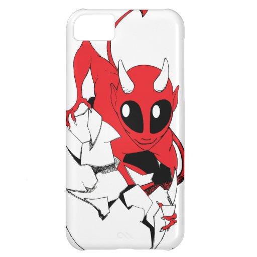 Devilled Egg iPhone 5C Cases