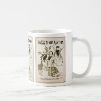 Devil's Auction Coffee Mugs