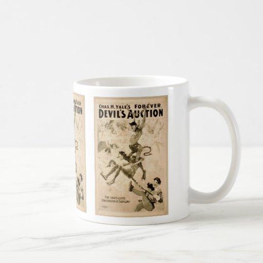 Devil's Auction Mugs