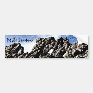 Devil's Backbone in Loveland, CO Bumper Stickers