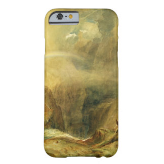 Devil's Bridge, St. Gotthard's Pass, c.1804 (w/c a Barely There iPhone 6 Case