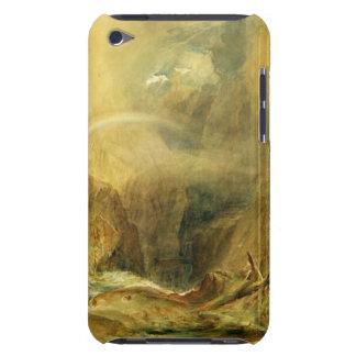 Devil's Bridge, St. Gotthard's Pass, c.1804 (w/c a iPod Case-Mate Cases