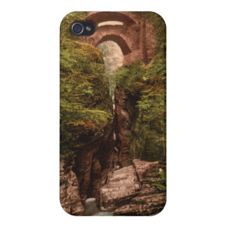Devils Bridge Wales Vintage  iPhone 4/4S Cover