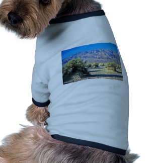 Devil's Cornfield And Panamint Mountains Doggie Tshirt