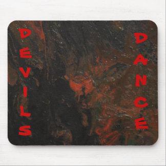 DEVIL'S DANCE ALFOMBRILLA DE RATONES