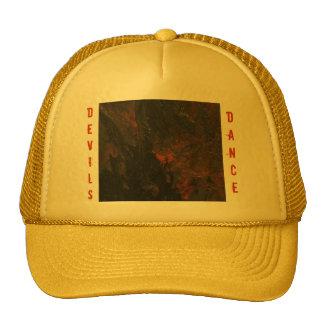 DEVIL'S DANCE TRUCKER HAT