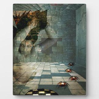DEVIL'S DESSERT.jpg Plaque