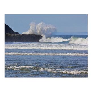 Devils Elbow Beach, Oregon Post Card