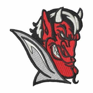 Devils embroideredshirt