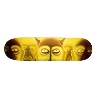 Devils Evil Skateboard
