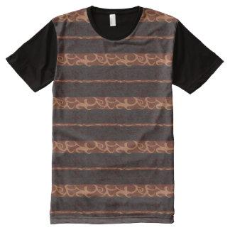 Devils Food Stripe All-Over Print T-shirt