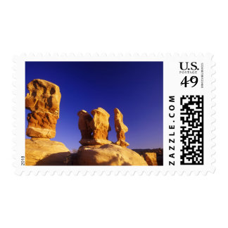 Devils Garden in the Grand Staircase Escalante 2 Postage Stamp