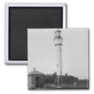 Devils Island Lighthouse Refrigerator Magnets