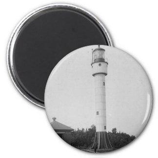 Devils Island Lighthouse Magnet