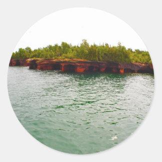 Devil's Island Stickers
