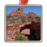 Devil's Kitchen in Sedona Arizona Metal Ornament