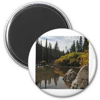 Devils Lake, Bend, Oregon Magnets
