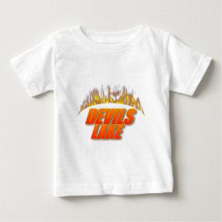 Devils Lake Fire Baby T-Shirt