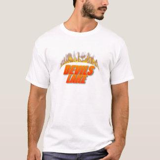 Devils Lake Fire T-Shirt
