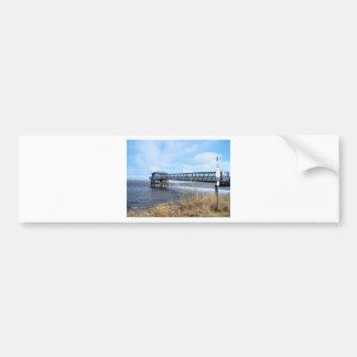 Devils Lake Kotz Ak Bumper Sticker