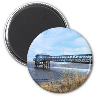Devils Lake Kotz Ak Refrigerator Magnet