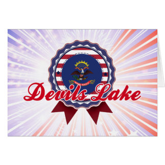 Devils Lake, ND Card