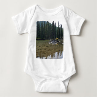 Devils Lake, Oregon Baby Bodysuit