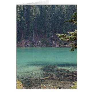 Devils Lake, Oregon Greeting Cards