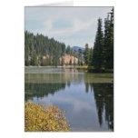 Devils Lake, Oregon Greeting Card