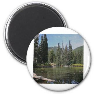 Devils Lake, Oregon Magnet