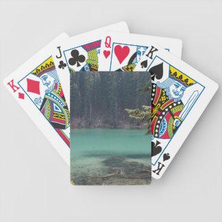 Devils Lake, Oregon Poker Cards