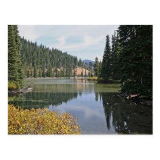 Devils Lake, Oregon Postcard