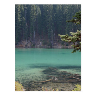 Devils Lake, Oregon Postcard