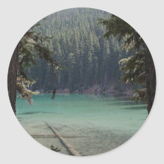 Devils Lake, Oregon Sticker