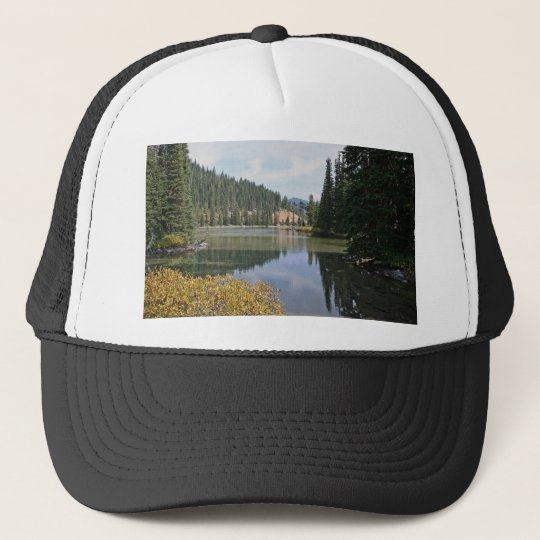 Devils Lake, Oregon Trucker Hat