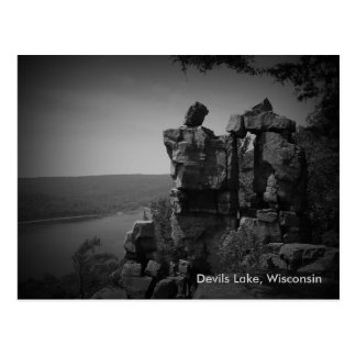 Devils Lake State Park Post Card