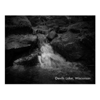 Devils Lake State Park, Wisconsin Postcard