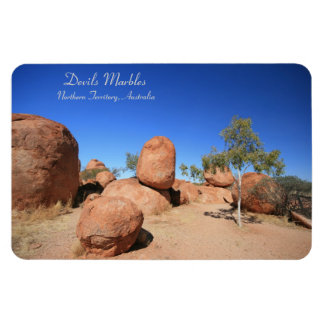 Devils Marbles, Northern Territory - Magnet