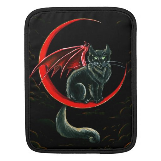 Devils Moon Sleeve For iPads