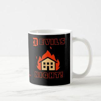 DEVIL'S NIGHT - DETROIT COFFEE MUG