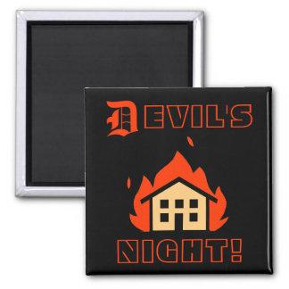 DEVIL'S NIGHT - DETROIT MAGNET