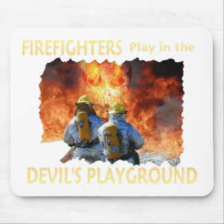 DEVILS PLAYGROUND MOUSE PAD