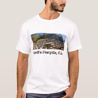 Devil's Postpile, CA T-Shirt